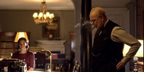 Movie Review:  Darkest Hour (2017)