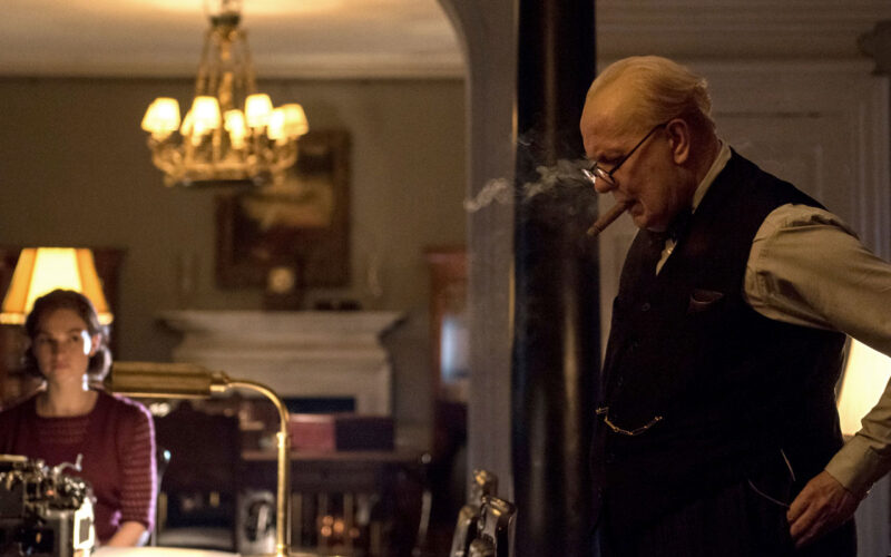 Darkest Hour (2017) by The Critical Movie Critics
