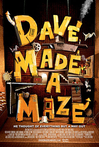 Dave Made a Maze (2017) by The Critical Movie Critics