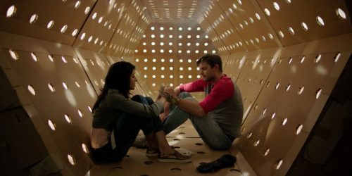 Movie Review:  Dave Made a Maze (2017)