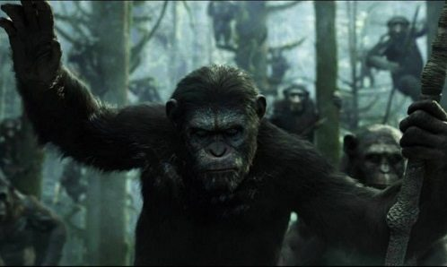 Movie Trailer:  Dawn of the Planet of the Apes (2014)