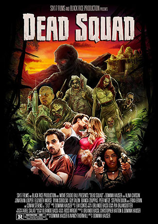 Dead Squad: Temple of the Undead (2018) by The Critical Movie Critics