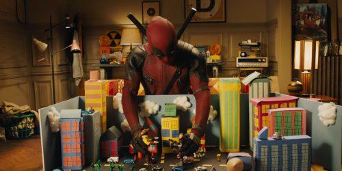 Movie Trailer:  Deadpool 2 (2018)