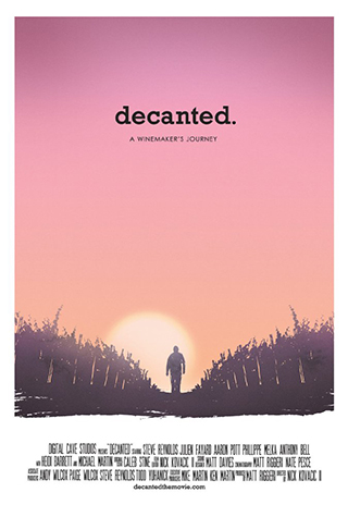 Decanted. (2016) by The Critical Movie Critics