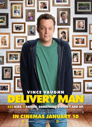 Delivery Man (2013) by The Critical Movie Critics