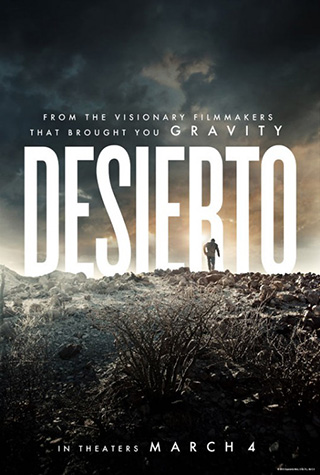 Desierto (2015) by The Critical Movie Critics