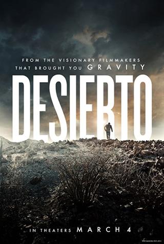 Desierto (2015) by The Critical Movie Critics
