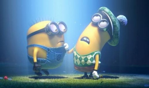 Movie Trailer:  Despicable Me 2 (2013)
