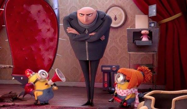 Despicable Me 2 (2013) by The Critical Movie Critics