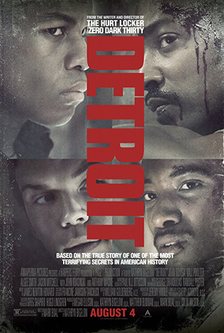 Detroit (2017) by The Critical Movie Critics