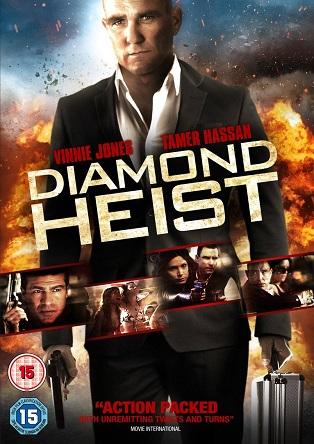 Diamond Heist (2013) by The Critical Movie Critics