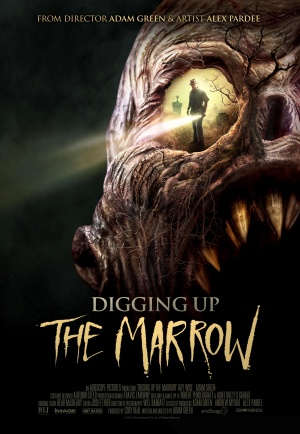 Digging Up the Marrow (2014) by The Critical Movie Critics