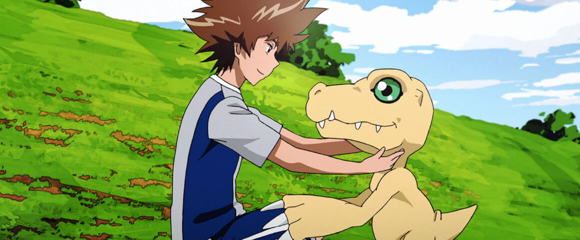Digimon Adventure Tri: Reunion (2015) by The Critical Movie Critics
