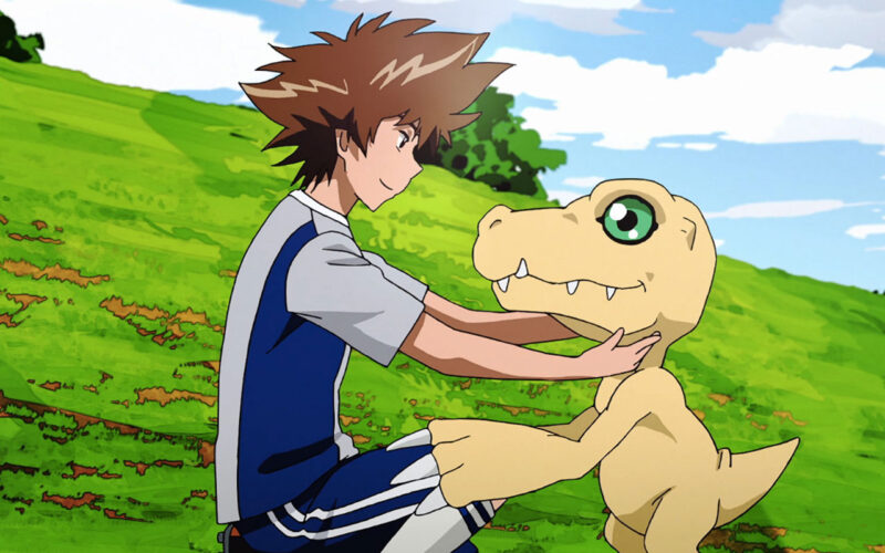 Digimon Adventure Tri: Reunion (2015) by The Critical Movie Critics
