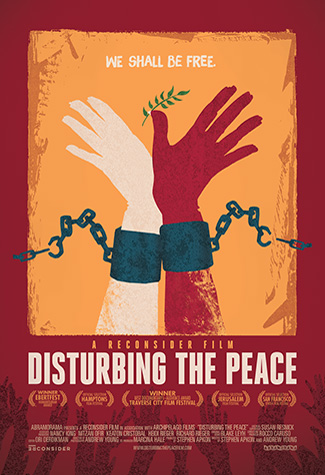 Disturbing the Peace (2016) by The Critical Movie Critics