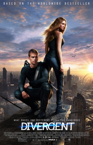 Divergent (2014) by The Critical Movie Critics