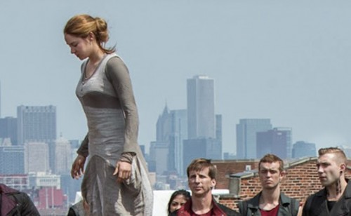 Movie Review:  Divergent (2014)