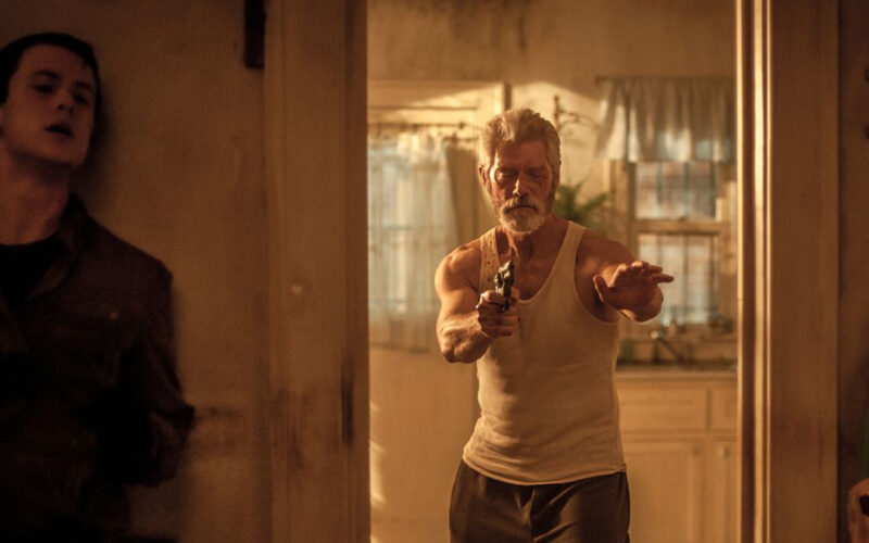 Don't Breathe (2016) by The Critical Movie Critics