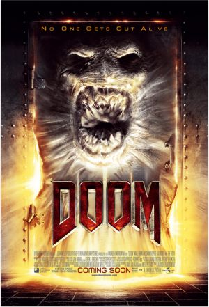 Doom (2005) by The Critical Movie Critics