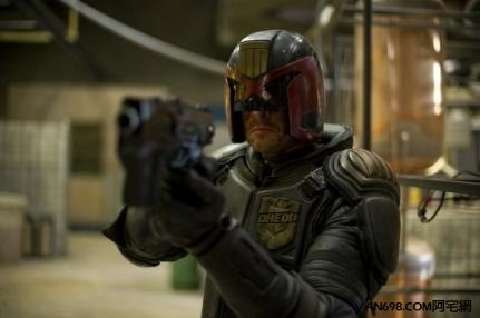 Movie Review: Dredd 3D (2012)