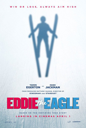 Eddie the Eagle (2016) by The Critical Movie Critics