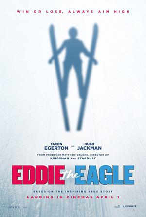 Eddie the Eagle (2016) by The Critical Movie Critics