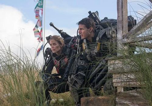 Movie Review:  Edge of Tomorrow (2014)