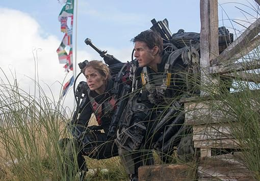 Edge of Tomorrow (2014) by The Critical Movie Critics
