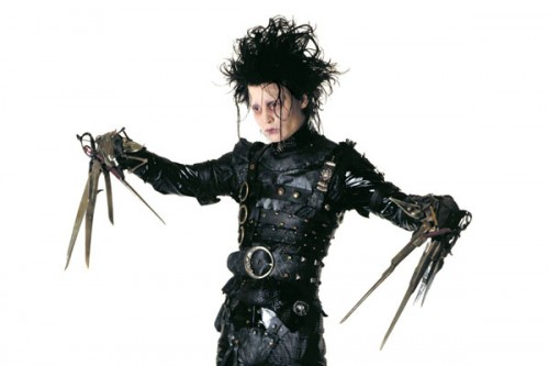 Edward Scissorhands – Top 10 Film Freaks