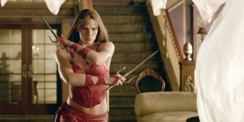 Movie Review:  Elektra (2005)