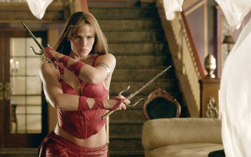 Elektra (2005) by The Critical Movie Critics