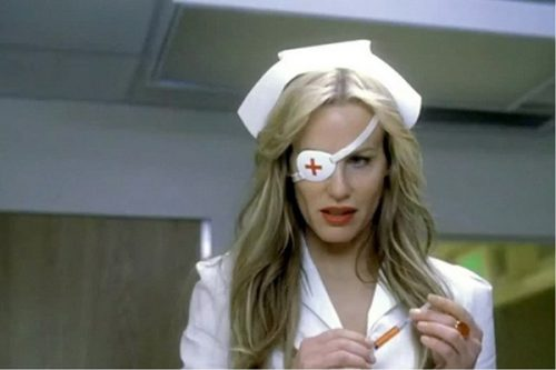 Elle Driver – Top 10 Nefarious Movie Nurses