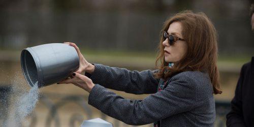Movie Review:  Elle (2016)