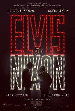 Elvis & Nixon (2016) by The Critical Movie Critics