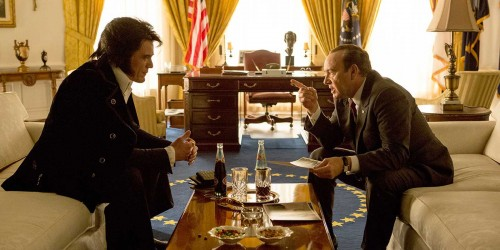 Movie Review:  Elvis & Nixon (2016)