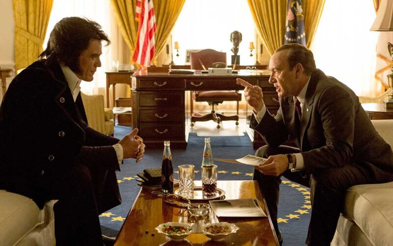 Elvis & Nixon (2016) by The Critical Movie Critics