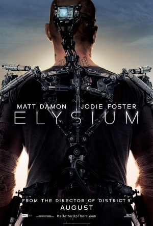 Elysium (2013) by The Critical Movie Critics