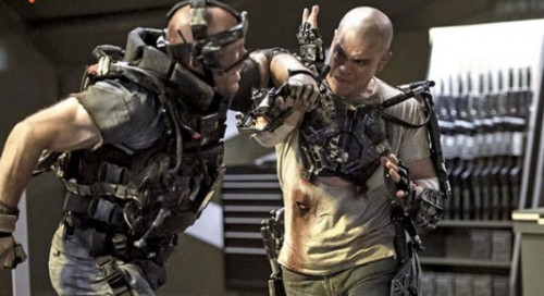 Movie Review:  Elysium (2013)