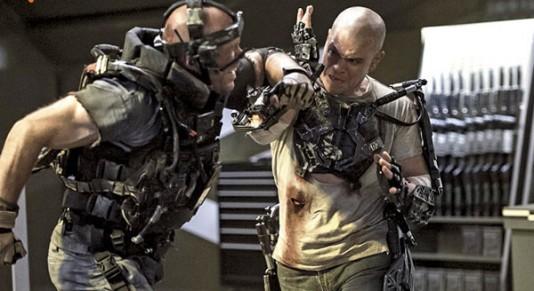 Elysium (2013) by The Critical Movie Critics