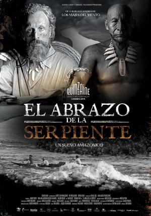 Embrace of the Serpent (2015) by The Critical Movie Critics