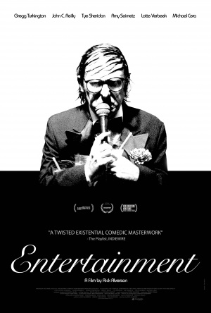 Entertainment (2015) by The Critical Movie Critics