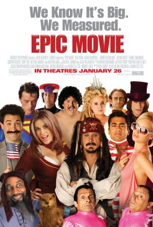 Epic Movie (2007) by The Critical Movie Critics