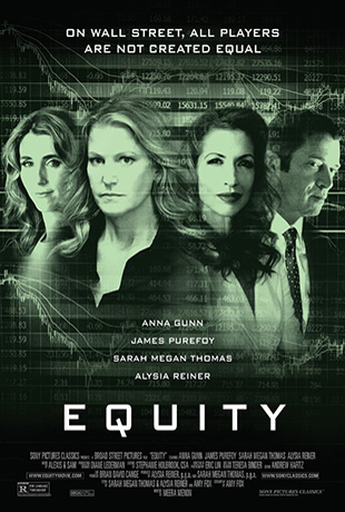 Equity (2016) by The Critical Movie Critics