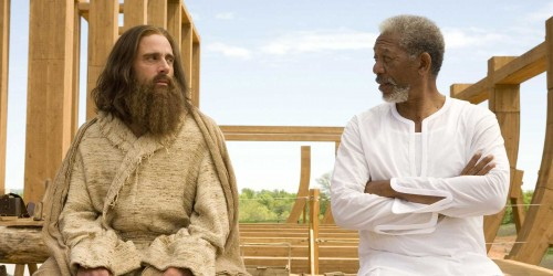 Movie Review:  Evan Almighty (2007)