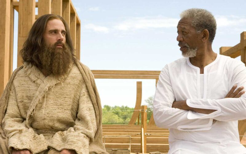Evan Almighty (2007) by The Critical Movie Critics