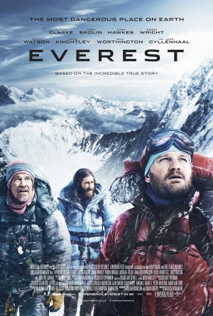 Everest (2015) by The Critical Movie Critics