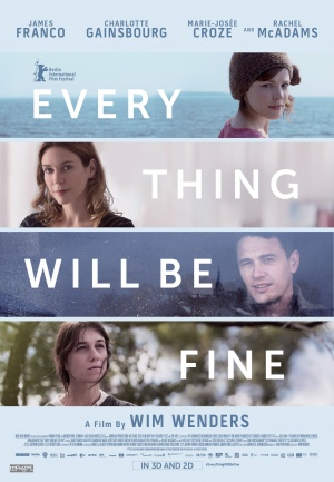 Every Thing Will Be Fine (2015) by The Critical Movie Critics