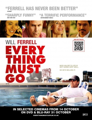 Everything Must Go (2010) by The Critical Movie Critics