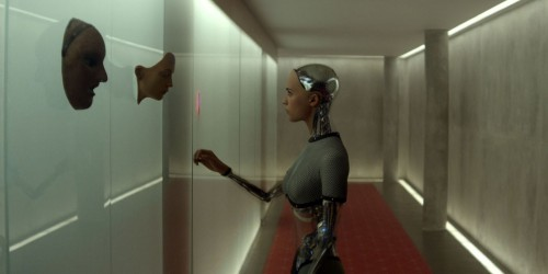 Movie Review:  Ex Machina (2015)