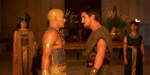 Movie Review: Exodus: Gods and Kings (2014)